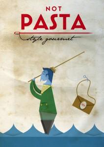 Not Pasta Style Gourmet - Casagrafica