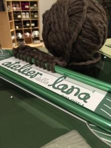 Atelier della lana - Foto tratta da Fb
