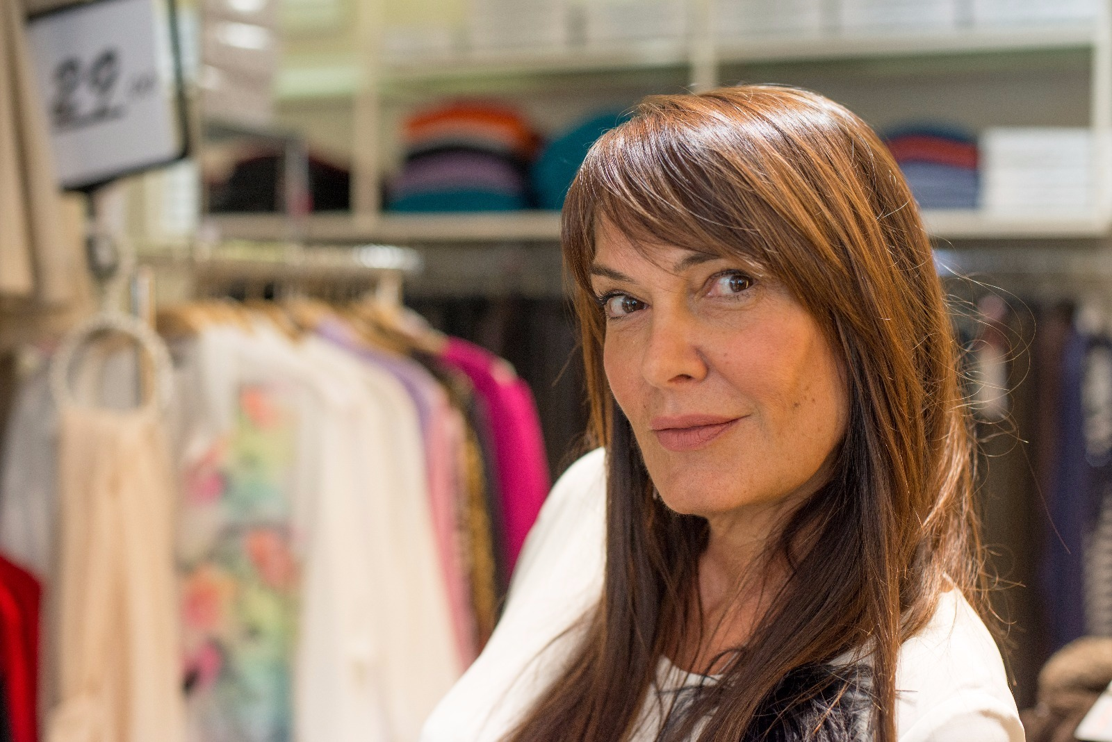 e1e757a521 Io Donna, da 70 anni la boutique delle taglie forti - BO-utique - Blog -  Bologna - Repubblica.it
