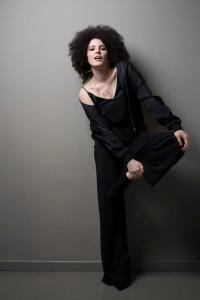 Marianne Mirage in H&M