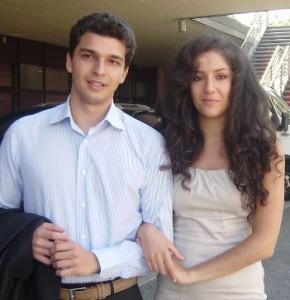 Carolina Boarini e Matteo Rodolfo Milanesi