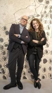 Stefania Bandinu e Antonio Marras