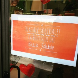 Boutique del riciclo solidale