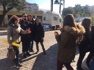 Fabio Mercurio e le sue fan