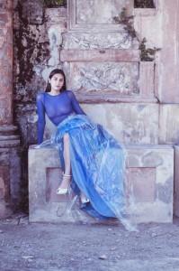 1-Cenerentola alla moda_abito di Erica Pezzoli_ modella Giada Albero_ photo credits Alex Mazzucchi