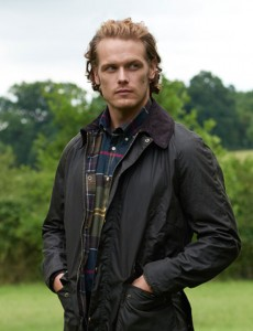 Sam Heughan per Barbour