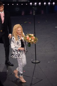 Patty Pravo - foto di Guido Calamosca