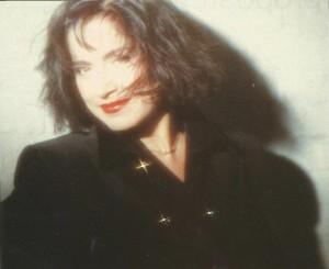 Edda Lupi in una fotografia scattata negli anni '90