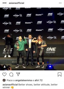 Asiana e testimonial Angela Lee