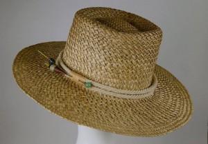 Foto cappello con galleggiante