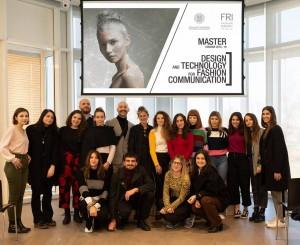 Foto studenti e docenti del master DTFC
