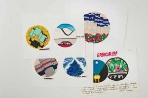 I disegni di Andrea Pazienza per Volvo