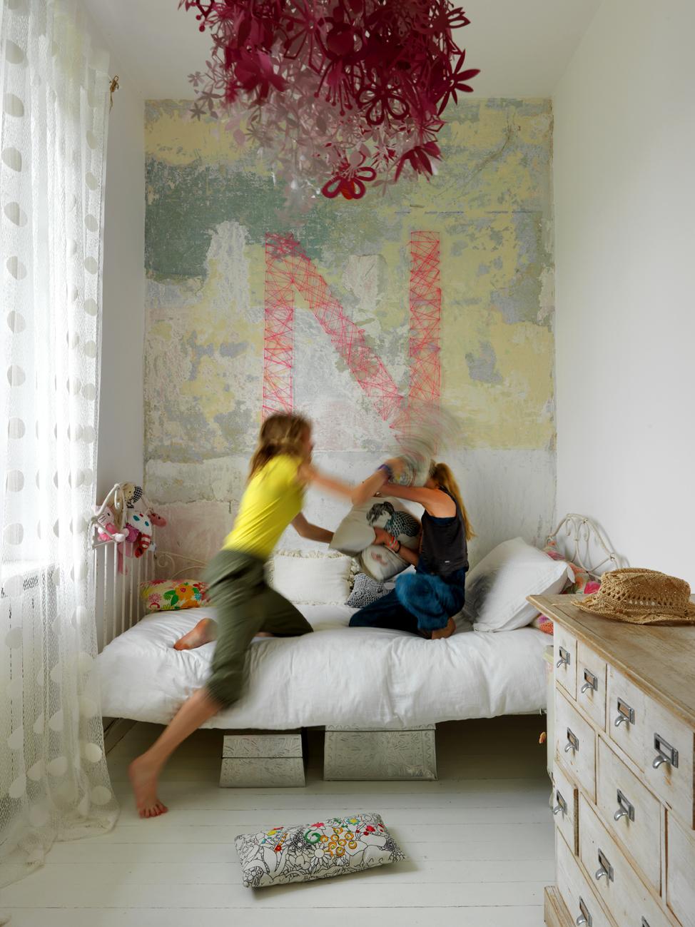 Il bello di una casa fai da te design large blog - Letto a muro ...