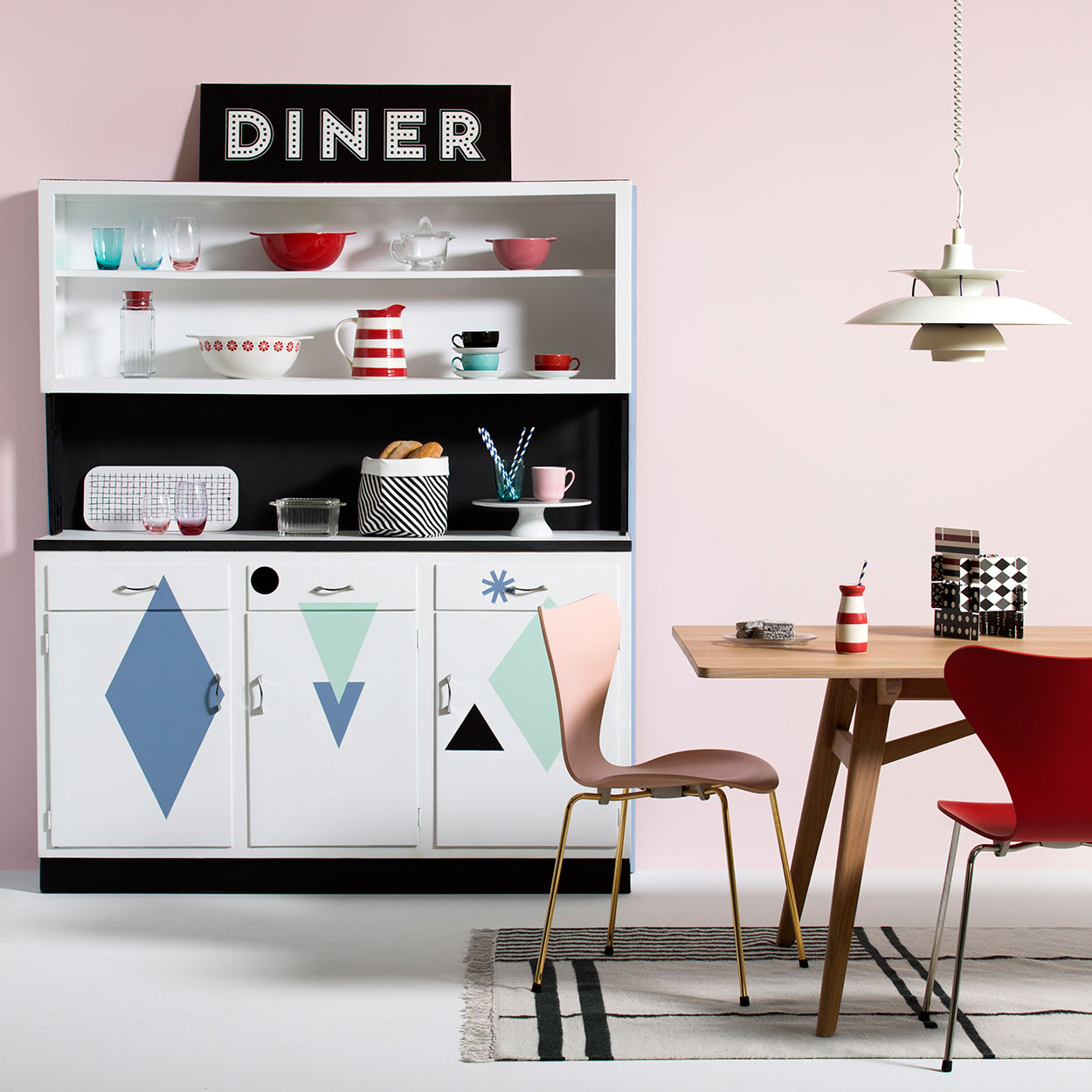 Ancora sul design e l 39 arredamento vintage design for Arredamento design online