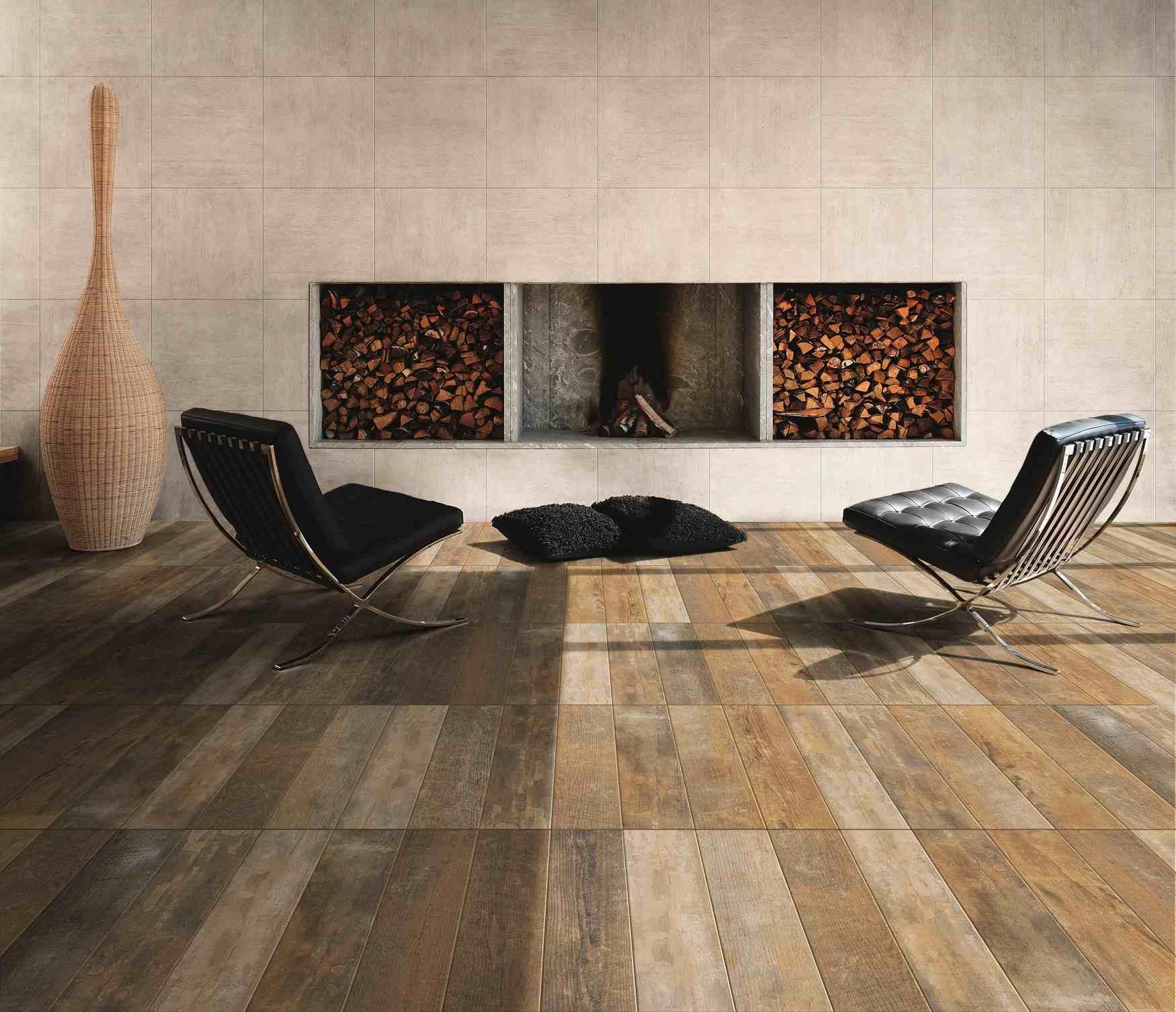 Basta ceramiche simil qualcosa design large blog - Piastrelle simil legno ...