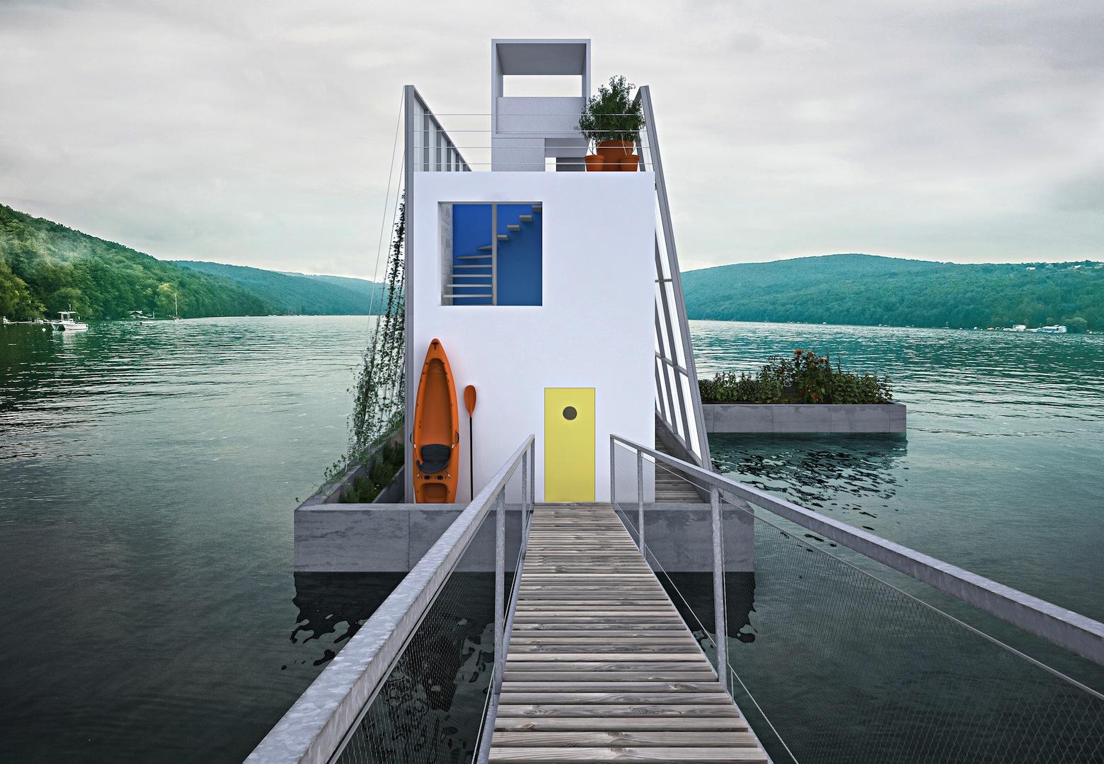 Case da sogno fatte in pochi giorni design large blog for Design abitazioni