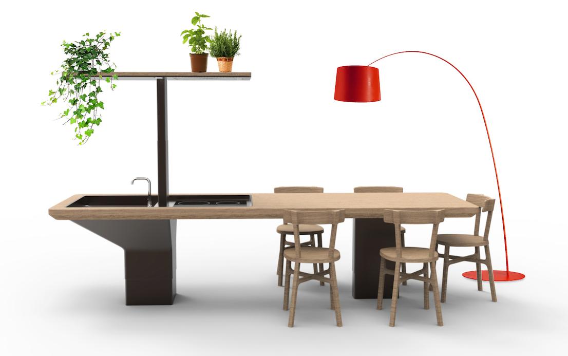 Diversamente design design large blog for Tavolo giardino delle parole chicco