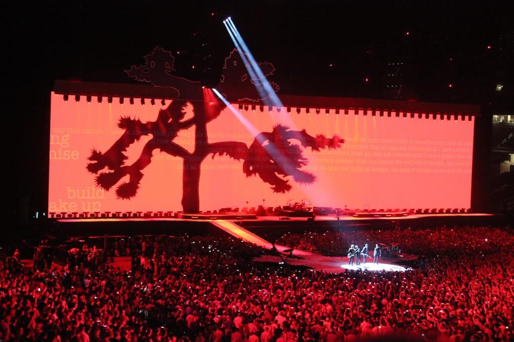 U2, Joshua Tree Tour, a Roma il 15 luglio