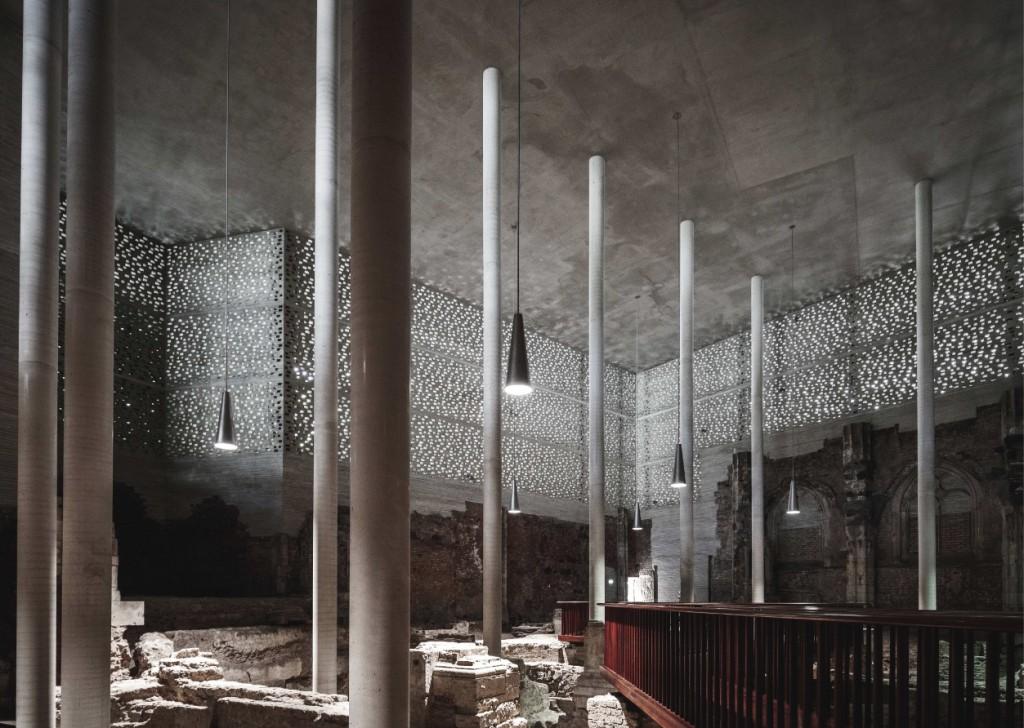 Kolumba Museum a Colonia ph Rasmus Hjortshoj via Divisare