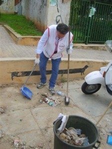 SD1 Ognuno vale 1 Pulizia Parco 04-11-2012 (42)