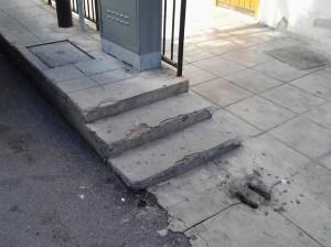 boccadifalco marciapiedi scivoli