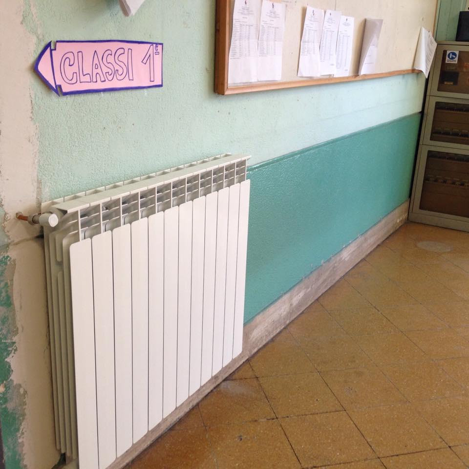 termosifone elementare bonanno