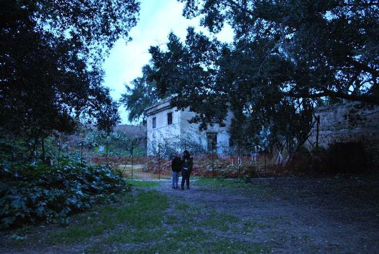 villa trabia foresteria
