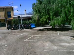 parcheggio dei Lilla - dopo
