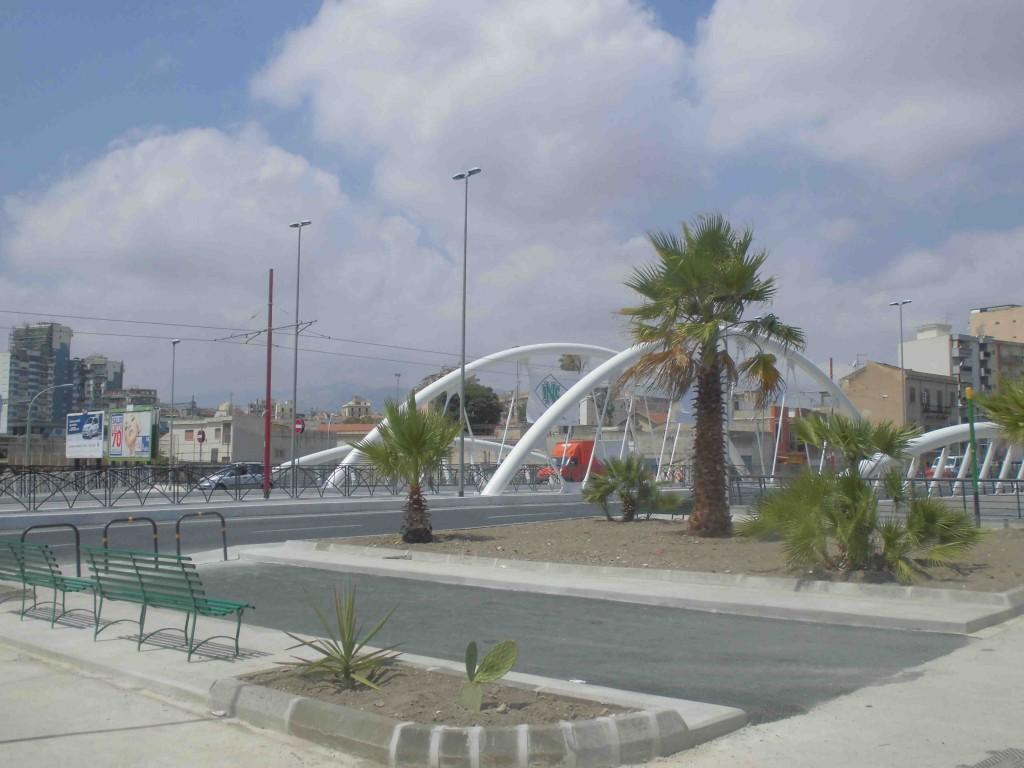Verde nuovo al ponte Oreto