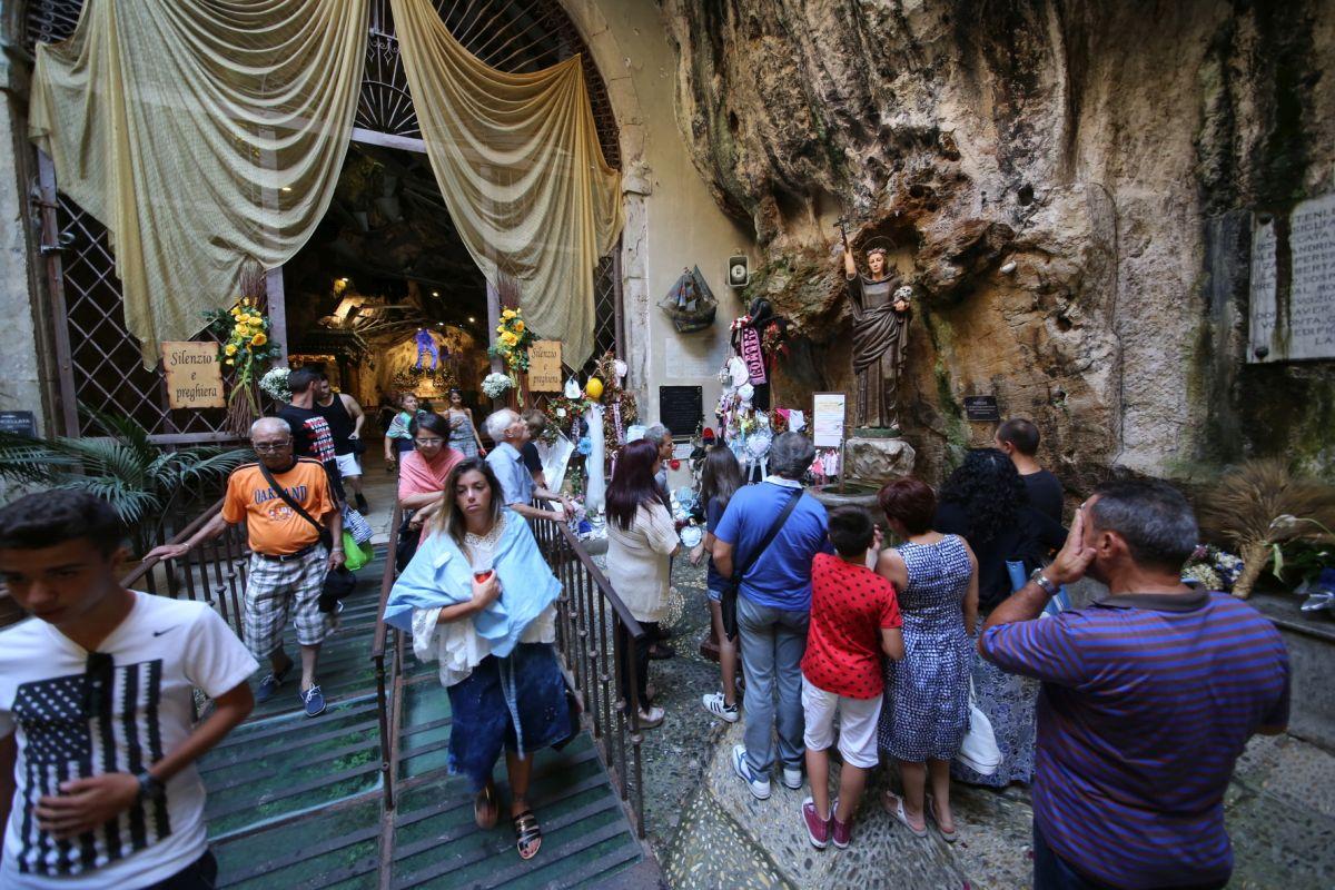Santuario monte pellegrino
