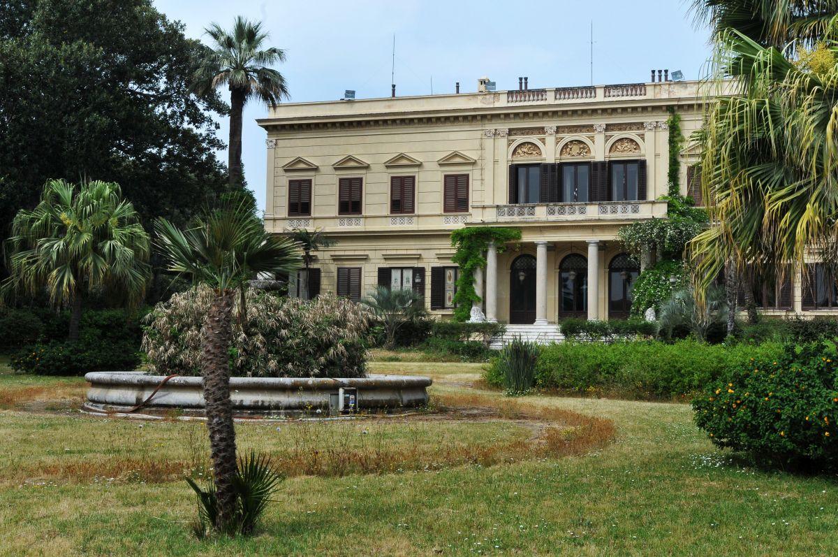 Palermo.11-10-2017 Villa Malfitano.MIKE PALAZZOTTO