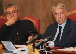 Stefano Boeri con Giuliano Pisapia