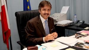 IL Sottosegretario all'Ambiente, Marco Flavio Cirillo
