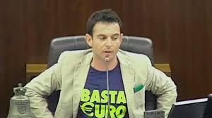 Il vicepresidente del Consiglio regionale Fabrizio Cecchetti