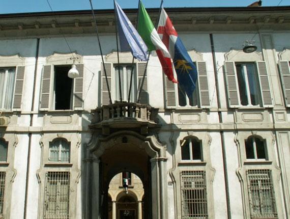 Palazzo Isimbardi, sede della Provincia
