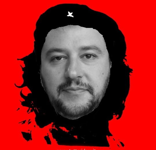 Salvini-comunista