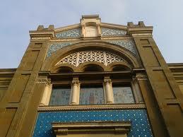 La Sinagoga di via Guastalla