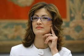 Mariastella Gelmini, coordinatrice lombarda di Forza Italia