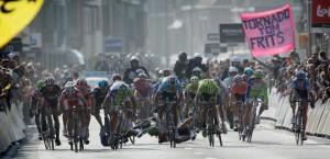 """La vittoria di Boonen nella """"Gand"""""""