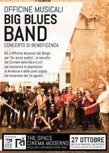 L'orchestra Biga Band delle Officine Musicali
