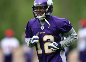 SPORTS FBN-VIKINGS-HARVIN 2 MS