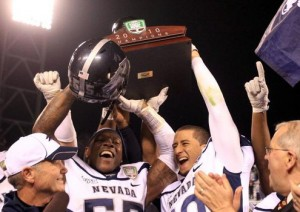 Kraft Fight Hunger Bowl - Nevada v Boston College