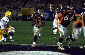 Green Bay Packers at Denver Broncos, January 25, 1998