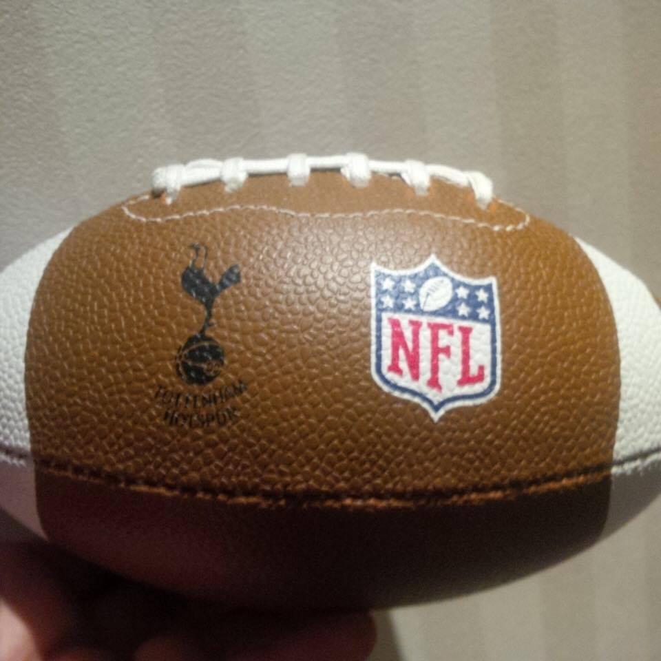 nfl pallone  Il Tottenham punta sulla Nfl, nasce il doppio stadio - Playbook ...