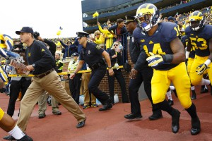 NCAA Football: Oregon State at Michigan
