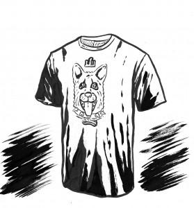T-shirt Underdog