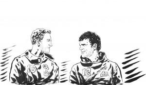 Goff & Brady