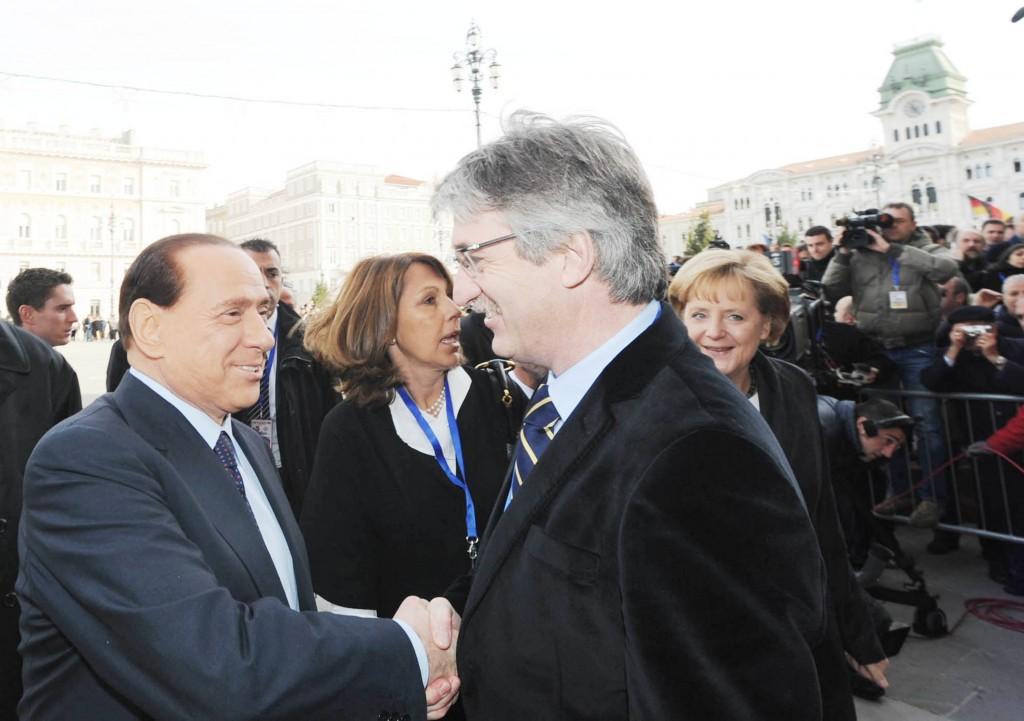 Tondo-Berlusconi