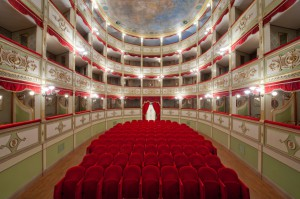 Il teatro Paisiello di Lecce