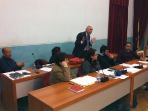 La maggioranza in consiglio comunale a Ivrea